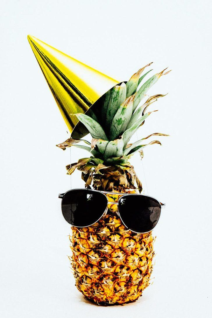 Faydalarını öğrenenler ananas detoksuna başlıyor! Ünlü oyuncu öyle bir kilo verdi ki..