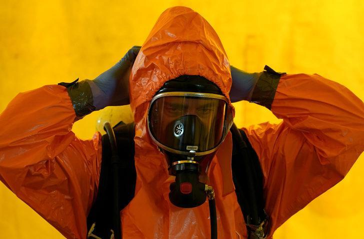 Covid-19'u etkisiz hale getirdiği iddia edilen maske geliştirildi