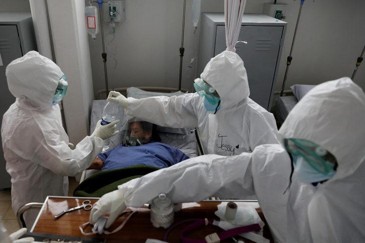 En ölümcül hafta: Her 33 saniyede bir kişi koronadan öldü