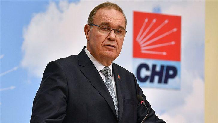 CHP'li Faik Öztrak: İdam cezasına karşıyız
