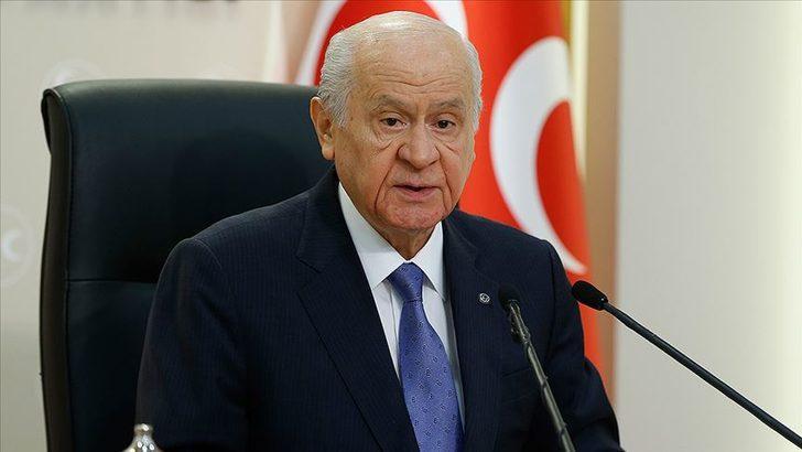 MHP Genel Başkanı Devlet Bahçeli'den Kurban Bayramı mesajı