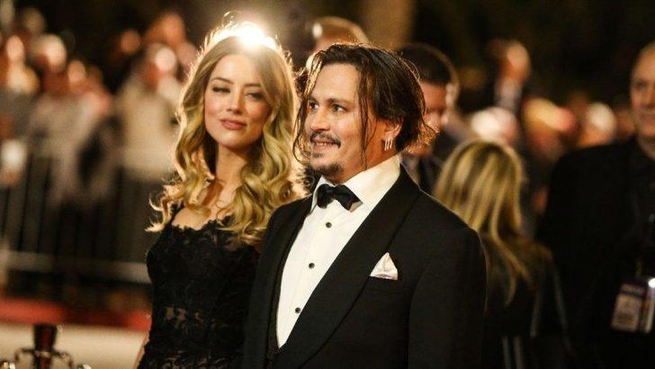 Amber Heard Johnny Depp'in talebini reddetti