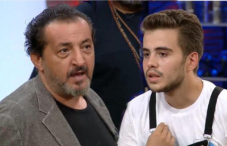 MasterChef Türkiye'de Şef Mehmet Yalçınkaya çılgına döndü! Furkan ağlayarak stüdyodan ayrıldı!