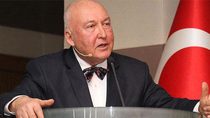Prof. Dr. Övgün Ahmet Ercan'dan Marmara'daki depreme ilişkin açıklama