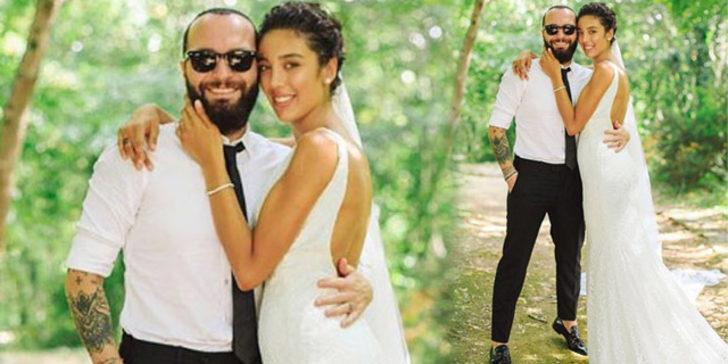 Berkay ile Özlem Katipoğlu evlendi