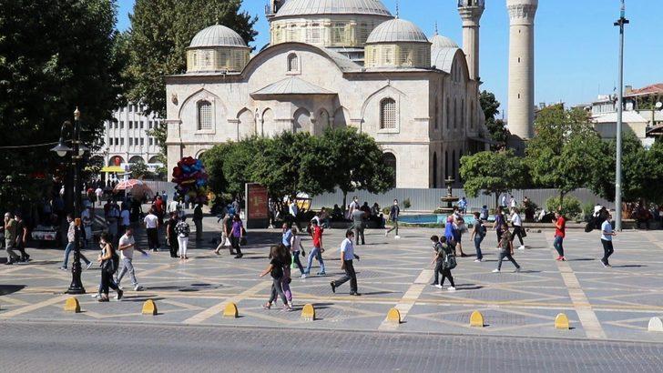 Malatya'da vatandaşlar SMS'lerle uyarıldı: Dışarı çıkmayın