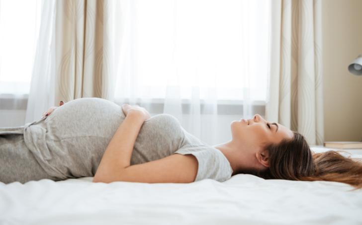 Hamilelikte uykuyu kaçıran 7 neden! Sorunun temelinde ne yatıyor?