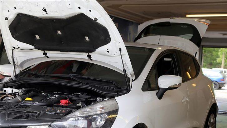 Kış geliyor... Araç kışlık bakımı ne zaman yapılır? Araba kışlık bakımı nasıl olur? Araç kışlık bakımı nelerdir? Araba bakımı detayları...