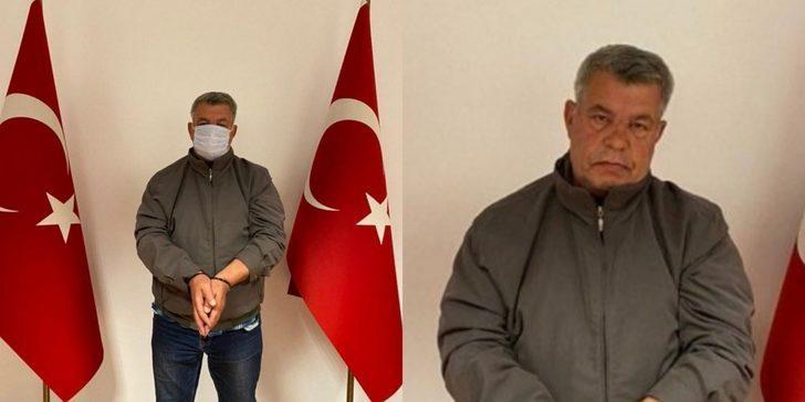 PKK/KCK terör örgütü üyesi İsa Özer MİT operasyonuyla Türkiye'ye getirildi