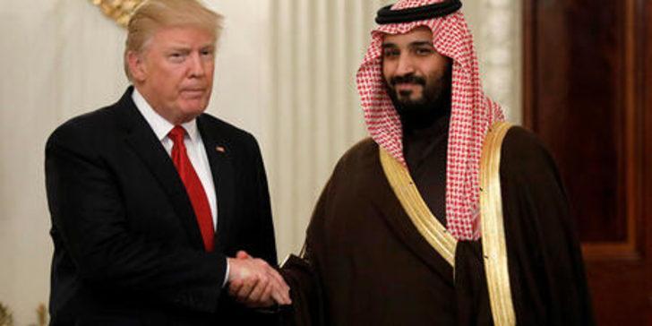 Trump'la ilgili çarpıcı Kaşıkçı ve Prens Selman iddiası
