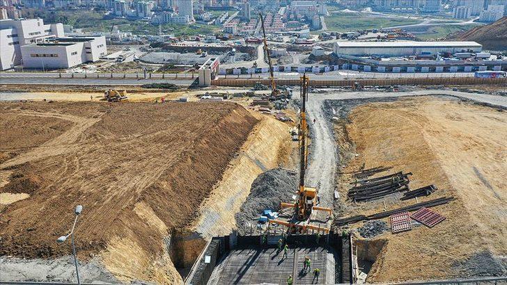 Bakan duyurdu! Başakşehir-Kayaşehir Metro Hattı 18 ay sonra hizmete girecek