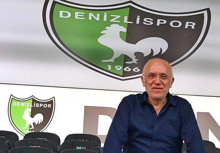 Başkan Ceşen'den Denizlispor'a destek