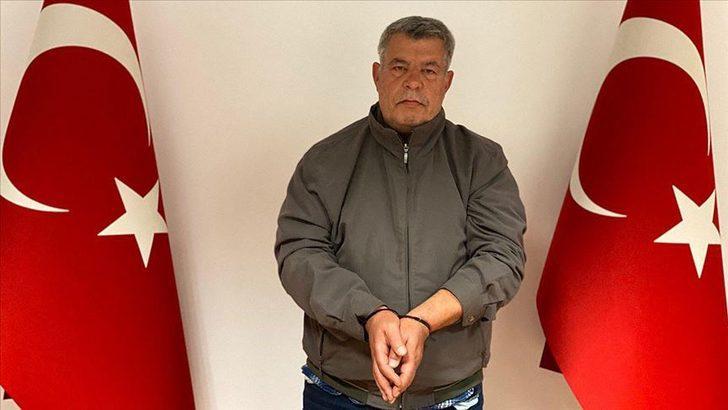 Ukrayna'da MİT'in yakaladığı PKK/KCK mensubu İsa Özer tutuklandı