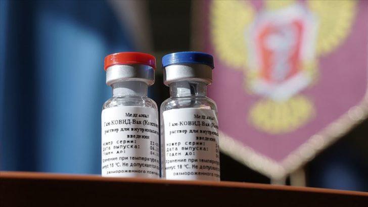 Rusya Sağlık Bakanı: Aşı tüm ülkeye gönderildi