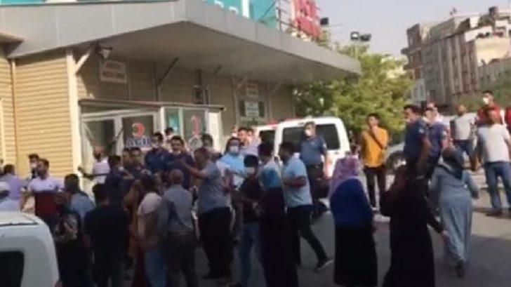 Koronavirüs hastası hayatını kaybetti, Gaziantep karıştı! 4 polis yaralı