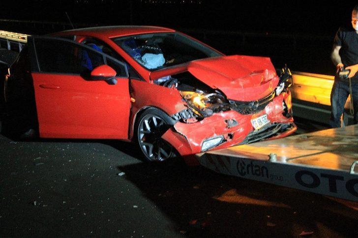 Elazığ'da feci kaza! Çok sayıda yaralı var