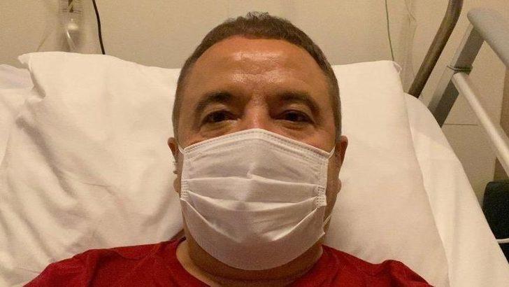 Antalya Büyükşehir Belediye Başkanı Muhittin Böcek'in sağlık durumu nasıl?