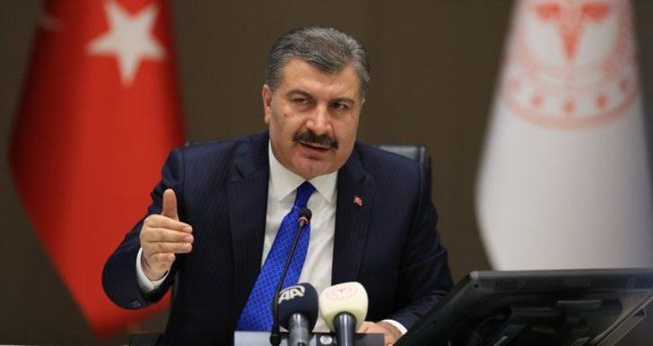 Sağlık Bakanı Fahretin Koca, ağır hasta sayısını işaret ederek uyardı