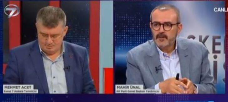 AK Parti ve Cumhurbaşkanı Erdoğan'ın oy oranı nasıl? Canlı yayında flaş seçim anketi açıklaması