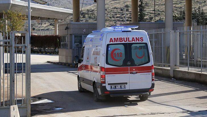 Suriye'den acı haber... Kızılay ekibine silahlı saldırı: 1 şehit, 1 yaralı