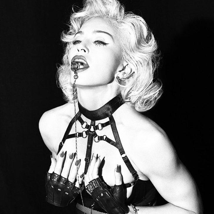Madonna'nın hayatı film oluyor
