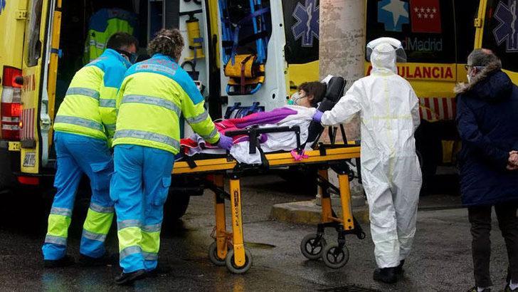 İspanya'da koronavirüs salgınında rekor artış! Son 3 günde 27 bin 404 yeni vaka