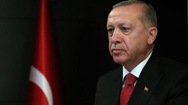 Cumhurbaşkanı Erdoğan, şehit Türk Kızılay personelinin ailesine başsağlığı