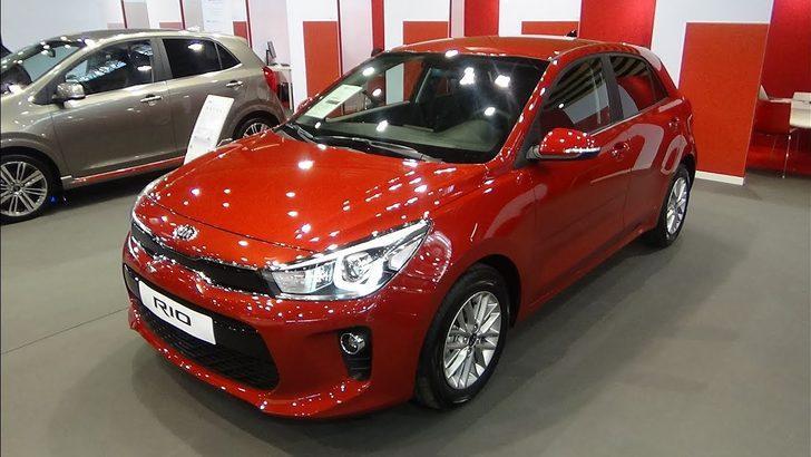 2020 Kia Rio HB özellikleri ve fiyatı