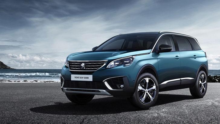 ÖTV sonrası Peugeot 5008 fiyat listesi nasıl oldu?