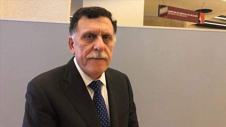Libya Ulusal Mutabakat Hükümeti Serrac istifa edecek!