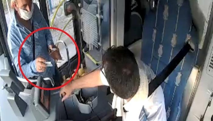 Israr etti ama... Otobüste ilginç anlar!