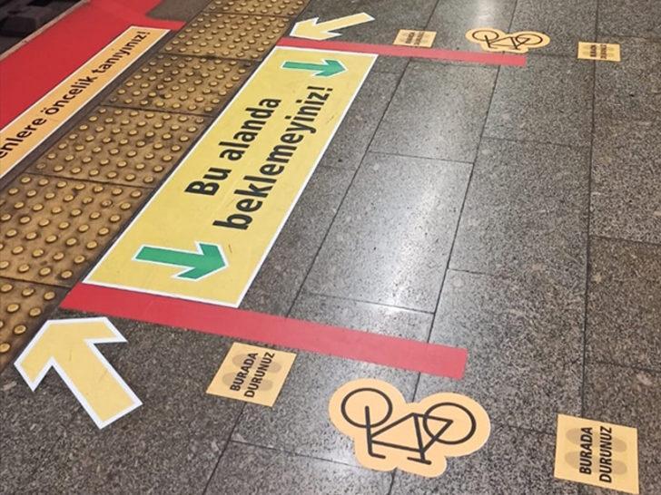 İBB duyurdu! Metroda bisikletliler için özel vagon