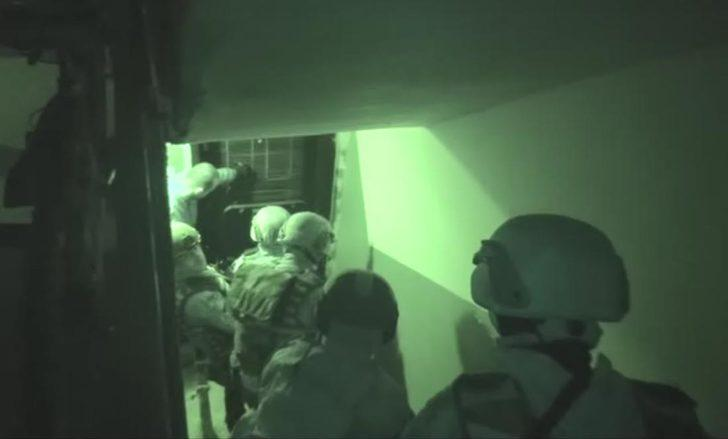Kayseri'de DEAŞ operasyonu! Gözaltılar var