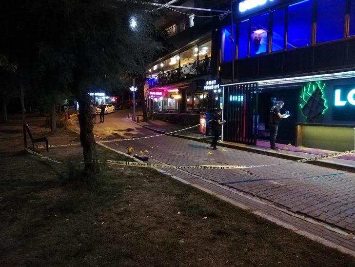 Avcılar'da türküevine silahlı saldırı