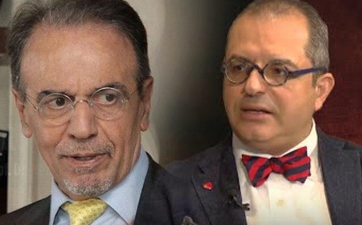 Mehmet Ceyhan ve Mehmet Çilingiroğlu arasında maske tartışması! Sosyal medya üzerinden birbirlerine girdiler