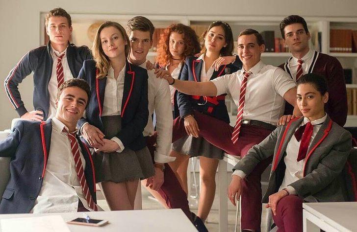 Bol entrikalı ve sürükleyici bir gençlik dizisi: Elite konusu