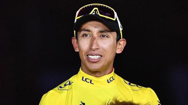 Egan Bernal Fransa Bisiklet Turu'ndan çekildi