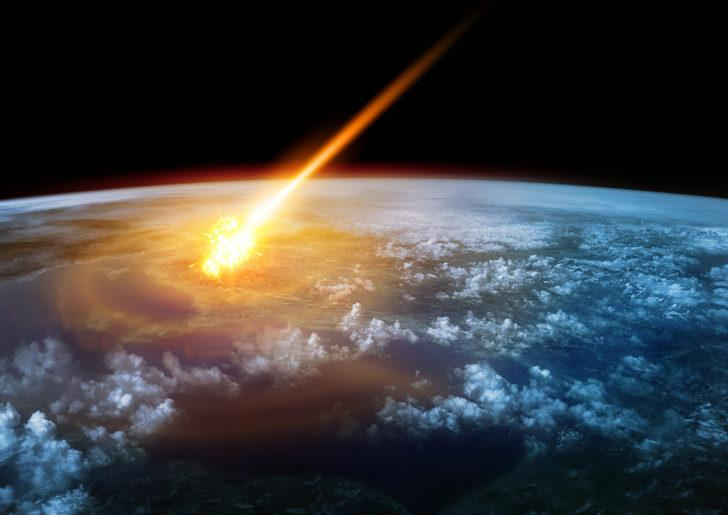 Ünlü bilim insanından meteor uyarısı: Kasım'da çarpacak