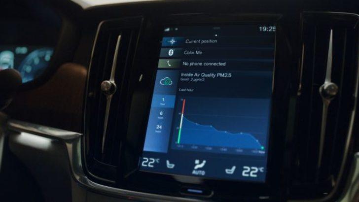 Volvo korona karşıtı teknoloji geliştirdi!