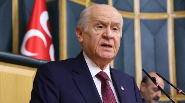 Son dakika! Bahçeli'den AYM'nin HDP kararına tepki