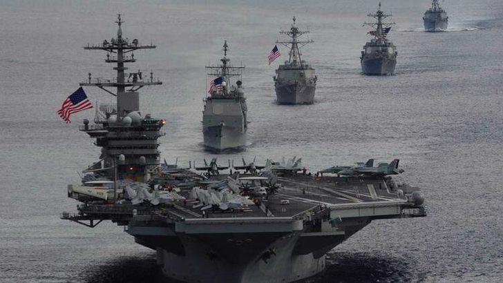 ABD donanma gücünü 355 geminin üzerine çıkaracak