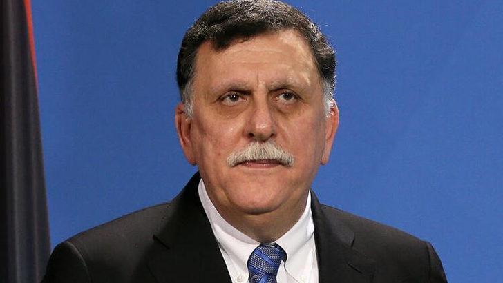 Libya Başbakanı Sarrac'tan istifa açıklaması