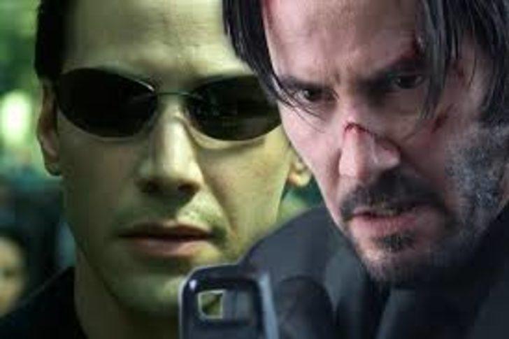 Keanu Reeves, Matrix 4'ten ilk bilgileri verdi: 'Korkunç'