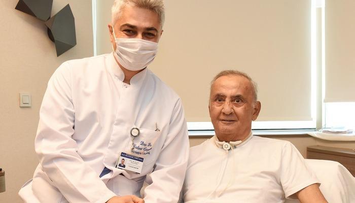73 yaşındaki covid-19 hastası 5,5 ay sonra taburcu oldu! Gözlerini açtığında ilk sorduğu...