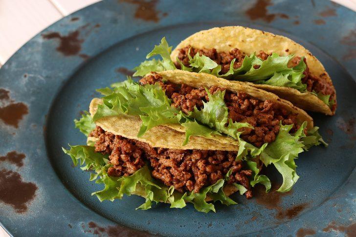 Meksika Mutfağını Sofranıza Getirin: Taco Tarifi