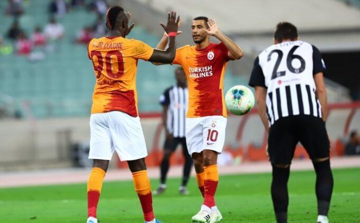 Galatasaray Avrupa'da 100 galibiyet alan ilk Türk takımı