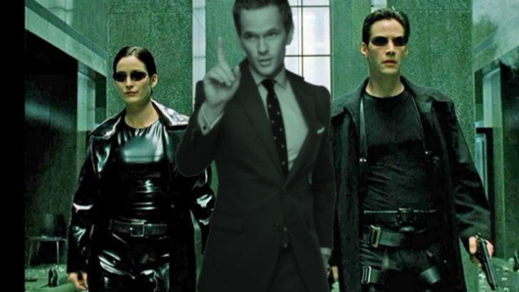 Neil Patrick Harris, çekimleri devam eden Matrix 4 hakkında konuştu: 'Biraz yüzeysel'