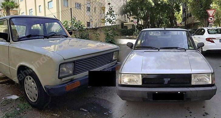 20 yaşını geçmiş araçların fiyatını gören şaşkına dönüyor! Sıfır otomobil fiyatına satışa çıkarıldı