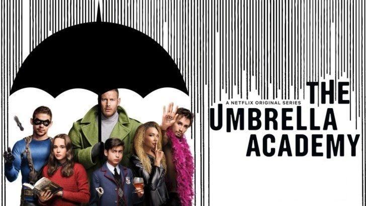 The Umbrella Academy ve oyuncuları