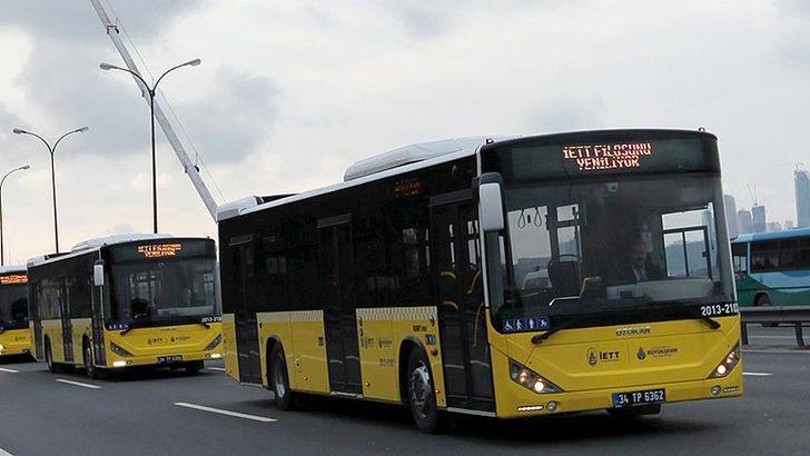 İstanbul'da yeni dönem! Bütün otobüsler İETT'ye bağlandı